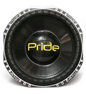 "Pride ST 18"""