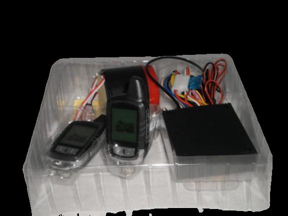Rattlesnake 2 moto alarm με τηλεειδοποίηση
